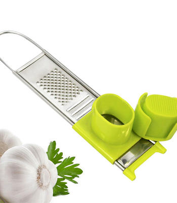 Терка Multifunctional garlic grinding device
